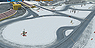 Зимнее Приморское кольцо - Кольцо для дрифта